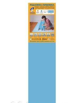 Подложка-гармошка синяя