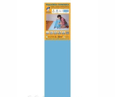 Підкладка-гармошка синя