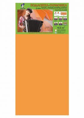 Подложка-гармошка оранжевая